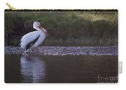Mature Pelican   #9337 Carry-all Pouch