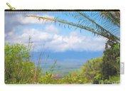 Maui Botanical Garden Carry-all Pouch