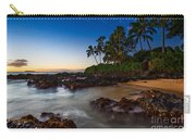 Maui Cove - Beautiful And Secluded Secret Beach. Carry-all Pouch