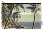 Maui Lu Beach Hawaii Carry-all Pouch