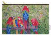 Maui Macaws Carry-all Pouch