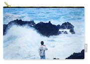 Maui Shore At The Keanae Pennisula 2 Carry-all Pouch