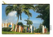 Maui Surfboard Fence - Peahi Carry-all Pouch