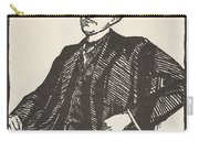 Maurice Barres, Copy By Boris Carry-all Pouch