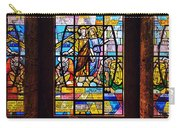 Mausoleum Stained Glass 01 Carry-all Pouch