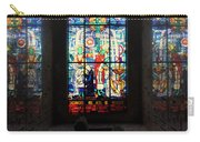 Mausoleum Stained Glass 07 Carry-all Pouch