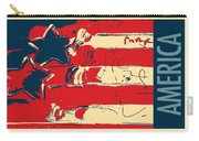 Max Americana In Hope Carry-all Pouch