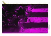 Max Americana In Purple Carry-all Pouch
