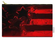 Max Americana In Red Carry-all Pouch