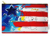 Max Stars And Stripes Carry-all Pouch