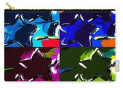 Max Two Stars In Pf Quad Colors Carry-all Pouch