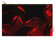 Max Two Stars In Red Carry-all Pouch