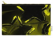 Max Two Stars In Yellow Carry-all Pouch