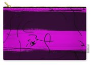 Max Woman In Purple Carry-all Pouch