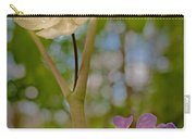May Apples And Wild Geraniums Carry-all Pouch
