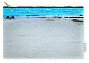 May Beach At Mackinaw Carry-all Pouch