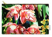 Joy Orchids Carry-all Pouch