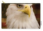 May Your Heart Soar Like An Eagle Carry-all Pouch by Jordan Blackstone