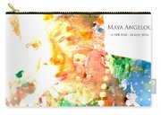 Maya Angelou 1 Carry-all Pouch