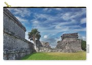 Mayan Memories Carry-all Pouch