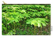 Mayapple Plants Carry-all Pouch