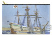 Mayflower At Birth Carry-all Pouch