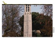 Mayflower Memorial Southampton England Carry-all Pouch