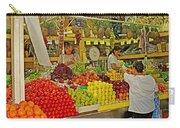 Mazatlan Centro Market-sinaloa Carry-all Pouch