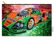 Mazda 787b.1991 Le Mans Winner. Carry-all Pouch