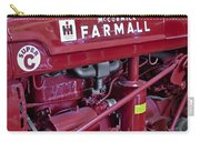 Mc Cormick Farmall Super C Carry-all Pouch by Susan Candelario