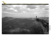 Mcafee Knob Appalachian Trail Carry-all Pouch