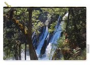 Mcarthur-burney Falls Side View Carry-all Pouch