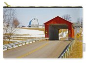 Mccolly Covered Bridge Carry-all Pouch