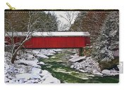 Mcconnells Covered Bridge Carry-all Pouch