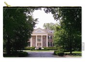 Mccormick Mansion From The Drive Carry-all Pouch