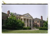 Mccormick Mansion Carry-all Pouch