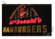 Mcdonalds Sign Carry-all Pouch