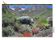 Mcgee Creek Wildflowers Carry-all Pouch