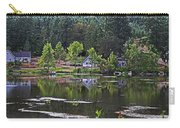 Mcintosh Lake In Washington Carry-all Pouch
