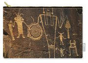 Mckee Ranch Petroglyphs Carry-all Pouch