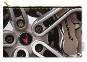 Mclaren Wheel Emblem Carry-all Pouch