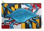 Md Blue Crab Carry-all Pouch