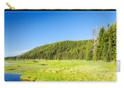 Meadow And Forest Carry-all Pouch