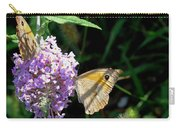 Meadow Brown Butterfly  Carry-all Pouch