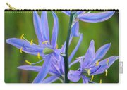 Meadow Camas Carry-all Pouch