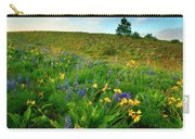 Meadow Gold Carry-all Pouch