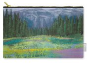 Meadow In The Cascades Carry-all Pouch
