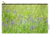 Meadow Lupine Carry-all Pouch