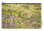 Meadow With Butterflies Carry-all Pouch