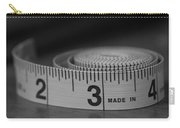 Measuring Up  Carry-all Pouch